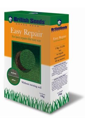 Evergreen Easy Repair | Tamir, Yama ve Ara Ekim İçin Çim Tohumu 1 Kg Kutu