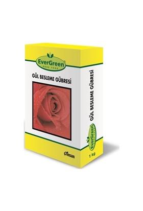 Evergreen Evergreen Gül Besleme Gübresi 6-12-10 + ME - 1 kg
