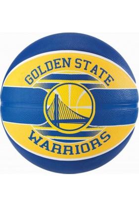 Spalding Basket Topu NBA Team Golden State Warriors N:7 (83-515Z)