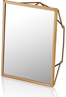 The Mia Brass Ayna 22 x 17 cm
