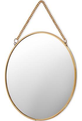 The Mia Brass Ayna 20 x 20 cm
