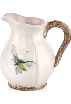 The Mia Çiçeklik - 13 cm Kelebek