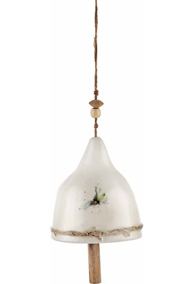The Mia Dekor - Çan 22 cm Kelebek