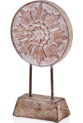 The Mia Dekor - Yuvarlark 25 cm