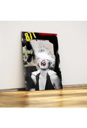 Javvuz Marilyn Monroe - Metal Poster