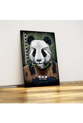 Javvuz Panda - Olağan Şüpheliler - Metal Poster