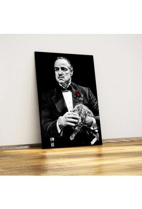 Javvuz Vito Corleone - Metal Poster