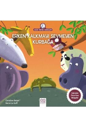 Erken Kalkmayı Sevmeyen Kurbağa - Christine Beigel
