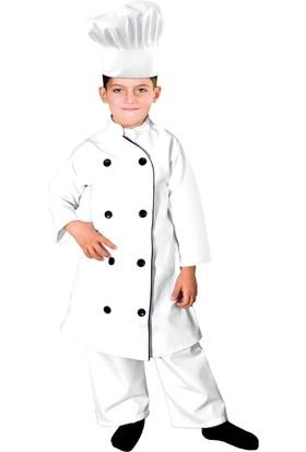 Oulabi Mir Aşçı Kostümü