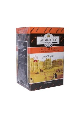 Ahmed Tea Special Blend Bergamut Kokulu Seylan Çayı 500 Gr-