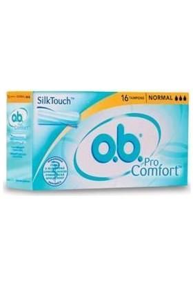 O.B. Tampon Comfort Normal 16'lı