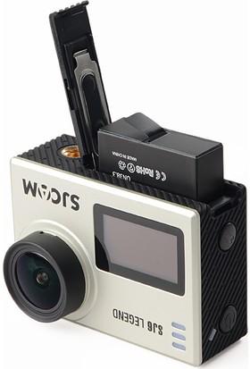 SJCAM SJ6 Legend Aksiyon Kamera Batarya