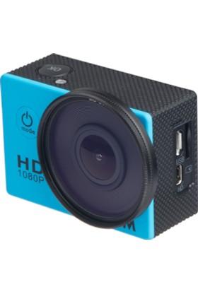 Sjcam SJ4000 Serisi UV Filtre Lens