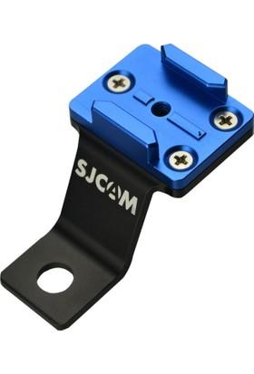 Sjcam Kamera Motorsiklet / Bisiklet Braket Aparatı(Kare)