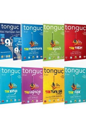 Tonguç Akademi 9. Sınıf Tak Konu Özetli Soru Bankası Seti Muhteşem 8'Li