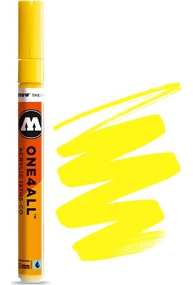 Molotow 127HS-CO One4all 1.5mm - N:006 Zinc Yellow
