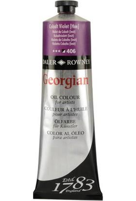 Daler Rowney Georgian Yağlı Boya 225ml - N:406 Cobalt Violet Hue