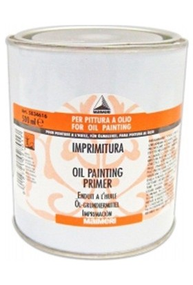 Maimeri Oil Painting Primer 500ml N:5834616