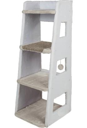 Trixie Kedi Tırmalama ve Oyun Evi 44x45x116cm