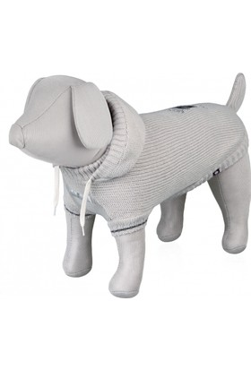 Trixie Küçük Köpek Kazağı S 40cm Gri