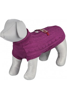 Trixie Küçük Köpek Kazağı S 33cm Bordo