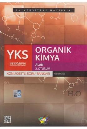 Fdd Yks Organik Kimya Konu Özetli Soru Bankası 2. Oturum - Özkan Çokol