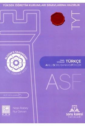 Soru Kalesi Yayınları Tyt Türkçe Akıllı Soru Bankası Föyleri