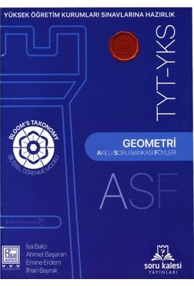 Soru Kalesi Yayınları Tyt-Yks Geometri Akıllı Soru Bankası Föyleri