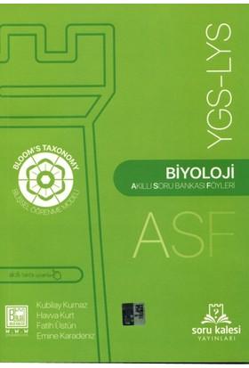 Soru Kalesi Yayınları Ygs–Lys Biyoloji Akıllı Soru Bankası Föyleri