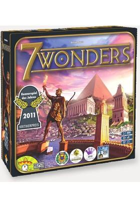 NeoTroy Games 7 Wonders Kutu Oyunu Lisanslı Türkçe