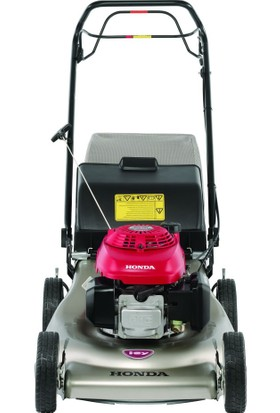 HONDA HRG536C6SDEA Benzinli Çim Biçme Makinesi (160 cc Honda motor-53 cm bıçak-kendi yürür-61 L çim sepeti)