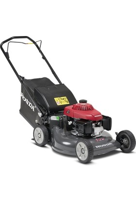 HONDA HRG536C7PKEA Benzinli Çim Biçme Makinesi (160 cc Honda motor-53 cm bıçak-itmeli-73 L çim sepeti)