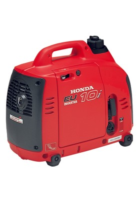 HONDA EU10IT1 G Benzinli Jeneratör (1 kVA-İpli-İnvertörlü-Çanta Tipi-Monofaze)