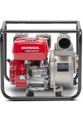 """HONDA WB 30 XT3 DRX Benzinli Su Motoru (5,5 hp dört zamanlı Honda motor-3"""" inç çıkış-yağ ikazlı)"""