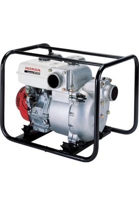 """HONDA WT30XK4 DE Benzinli Motopomp (8 hp dört zamanlı Honda motor-3"""" inç çıkış-yağ ikazlı-pis su)"""