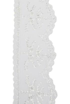 FArRBELA Fisto Dantel - Ekru 9,5 mt