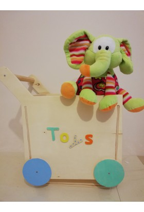 Oyuncak Ağacı Toys Ahşap Oyuncak Arabası