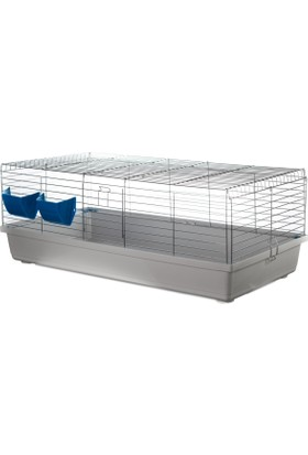 İnter-Zoo Tavşan Kafesi 120 Cm X 59 Cm X 45 Cm