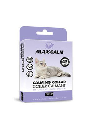 Nbp Cat Calm Collar Kedi Sakinleştirici Boyun Tasması 42 Cm