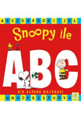Snoopy İle Abc Bir Alfabe Macerası