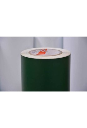 Oracal Mat Folyo Koyu Yeşil 126Cmx100Cm 80 Mikron -Ragle Hediyeli