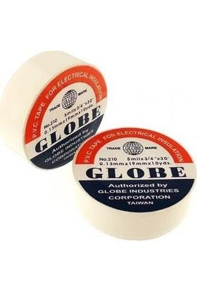 Globr Adet Sayısı 10 Globe İzole Elektrik Bantı Beyaz