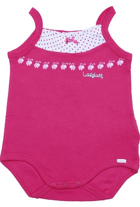 Kanz Kız Bebek Atlet Body