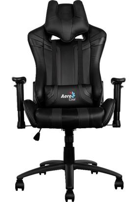 Aerocool AC120B Hava Delikli Siyah Profesyonel Oyuncu Koltuğu (AE-AC120B-AIR)