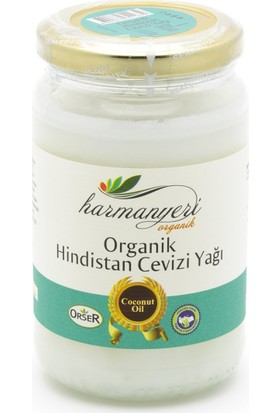 Harmanyeri Organik Hindistan Cevizi Yağı 280 gr (337 ml)
