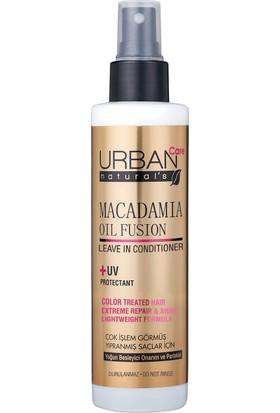 URBAN Care Macadamia Yağlı Besleyici ve Parlaklık Veren Sıvı Saç Kremi - 200ml