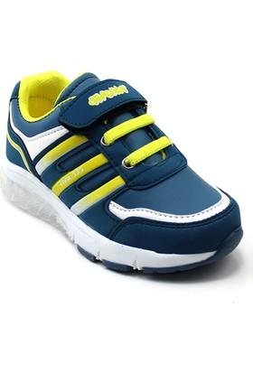 Arvento 920 Erkek Çocuk Spor Ayakkabı Petrol