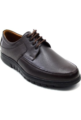 Bemsa 5019 Erkek Termo Comfort Ayakkabı Kahverengi