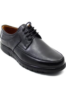 Bemsa 5019 Erkek Termo Comfort Ayakkabı Siyah