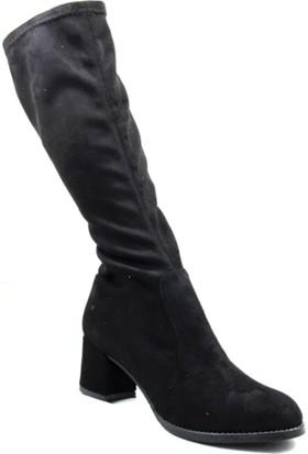 Lodos 444 Kadın Çizme Siyah